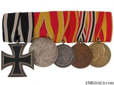 Imperial German Group of Five