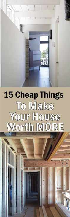 15 Cheap Upgrades that will make your home worth MORE – Random Somethings