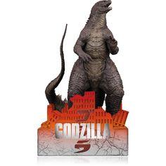 Godzilla - Christmas Ornaments - Hallmark