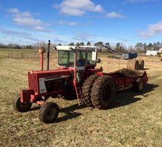 International Tractors, International Harvester, Biggest Truck, Farmall Tractors, Future Farms, Case Ih, Big Trucks, Farm Life, Farmers