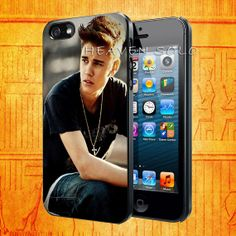 Justin for iPhone 5S iPhone 5C iPhone 5 iPhone 4S by HEAVENSOLO, $13.00