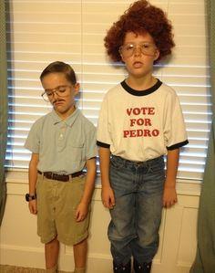 Pedro and Napoleon halloween costumes for kids