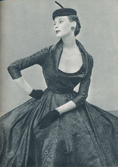 L`Officiel 1953  by Nina Ricci