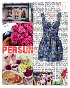 """Persun 1/2"" by antonija2807 ❤ liked on Polyvore featuring moda, Chanel e persunmall"