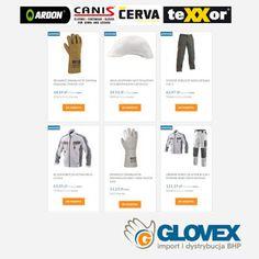 #GLOVEX Import i Dystrybucja #BHP – Wysokiej jakości #odzież do #pracy, funkcjonalne zestawy takie jak: #teXXor, #Emerton, #Fridrich czy #Sirius w bardzo atrakcyjnych cenach! ➡ www.glovex.com.pl