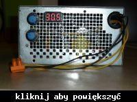 Zasilacz warsztatowy 0-30V 0-7A z zasilacza ATX