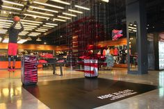 Nike Kobe XI 'innovation mastered' campaign by Green Room » Retail Design Blog