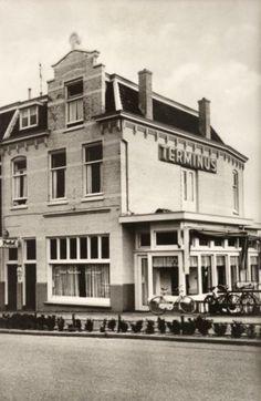 Hotel Terminus, Stationsstraat 42.