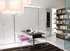Você tem mil ideias para a sua casa, mas todas elas podem não caber dentro de um só lar. Muitas vezes o espaço é pequeno e as vontades são muitas. Mas não desista!Veja aqui 15 móveis
