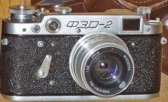 Фотокамера ФЭД-2