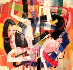 "Saatchi Art Artist Todd Clark; Painting, ""It's Gorgeous, Luv."" #art"