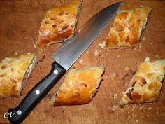 Házias konyha: Francia sajtos rétes Pineapple, Pizza, Fruit, Recipes, Food, Pine Apple, Recipies, Essen, Meals