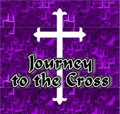 Journey to the Cross: Easter Sunday School Lessons for Children