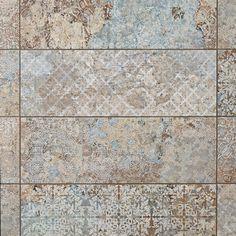 Possible Bathroom Tile Vestige Natural Ceramic Tile - 10 x 30 - 100402437 Polished Porcelain Tiles, Ceramic Wall Tiles, Ceramic Tile Bathrooms, Art Tiles, Ceramic Pottery, Kitchen Flooring, Kitchen Backsplash, Tile Flooring, Backsplash Design