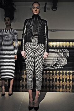 7a6e6e4767ef London Fashion Week - MANUEL FACCHINI Ss 15