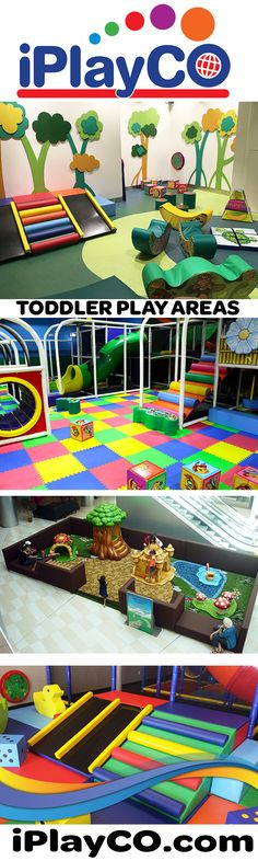 Indoor Toddler Play Areas for Family Entertainment Centers. Let us help you create your Contact us for a design. We have been creating fun since Toddler Play Area, Toddler Playground, Toddler Playroom, Indoor Playground, Kids Play Equipment, Commercial Playground Equipment, Kindergarten Interior, Playground Design, Play Areas