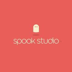 Spook Studio | 2013 by Yossi Belkin, via Behance