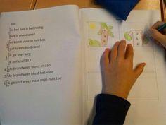 Eigen teksten groep 3 Montessori, 21st Century Skills, My Passion, Fun Learning, Spelling, Letters, Teaching, Writing, School
