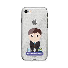 Case - El case del negociador, encuentra este producto en nuestra tienda online y personalízalo con un nombre o mensaje. Iphone Cases, Couple, I Phone Cases, Lawyers, Priest, Store, Messages, Iphone Case