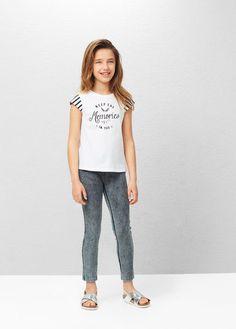 Camisetas de Niños | MANGO Kids España