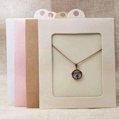 Items similar to multi color jewelry package& display window box with hanger gift box necklace /earring jewelry packing hanger box on Etsy Packing Boxes, Gift Wrapping Tutorial, Packing Jewelry, Paper Lace, Diy Gift Box, Necklace Box, Jewelry Packaging, Etsy Jewelry