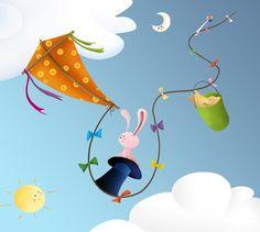 Almudena Aparicio, Luisannet Illustration Agency on Behance