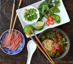 Vietnamese beef pho! The stock is key.