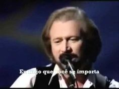 Bee Gees - Alone - Tradução em Português.