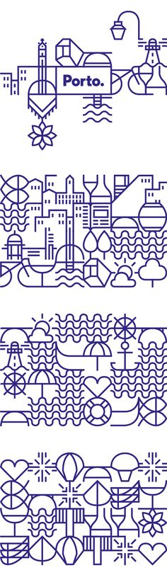 New identity for the city of Porto                                                                                                                                                                                 More
