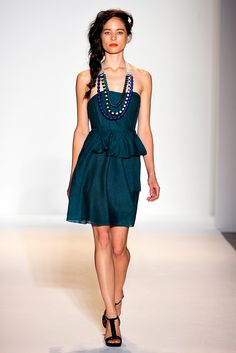 Lela Rose | Spring 2011 Ready-to-Wear Collection | Style.com