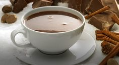 Looking after yourself starts with eating the right stuff Steaming Cup, Winter Must Haves, The Right Stuff, Warm Food, Hot Chocolate, Good Food, Joy, Tableware, Crockpot Hot Chocolate