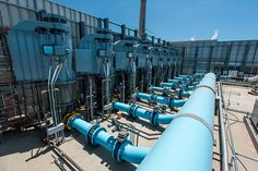 The largest desalination plant in the western hemisphere, the Carlsbad plant in Southern California, uses reverse osmosis to produce more than 50 million gallons of drinking water daily.