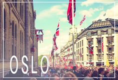 How to get a job in Oslo | Travel to Norway | National Day of Norway | How to get a job in Norway | Work in Oslo | Jobba i Olso