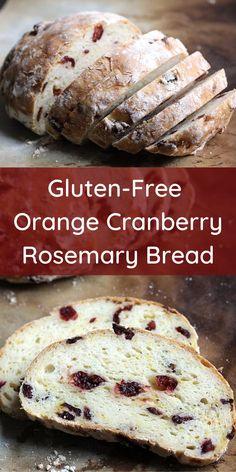 Best Gluten Free Bread, Gluten Free Bakery, Gluten Free Sweets, Gluten Free Cooking, Dairy Free Recipes, Gluten Free Breads, Wheat Free Bread, Baking Recipes, Soup Recipes