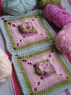 sisterhood crochet blanket squares