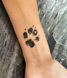 Big tattoo for brody – tattoo ideas – # for # big Tattoo - katzen - Tattoo,tattoo desing Luck Tattoo, Big Tattoo, Wolf Tattoos, Body Art Tattoos, Dog Paw Tattoos, Cat Paw Print Tattoo, Tatoos, Dog Pawprint Tattoo, Sleeve Tattoos