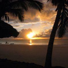 The Indian Ocean - Mombassa, Kenya  Loved visiting here!