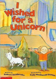 I Wished for a Unicorn on www.amightygirl.com