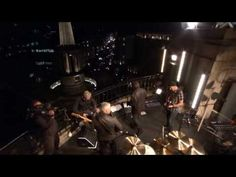 U2 - Magnificent Live in London [HD - High Quality] BBC Rooftop