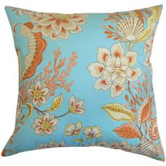 I pinned this from the Sunny Outlook - Spring-Ready Indoor & Outdoor Rugs, Pillows & More event at Joss and Main!