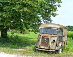 Image result for Green & Black's Citroen H4 Van