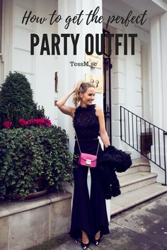 How to get the perfect party outfit   Fashion Inspiration   Tessm.se