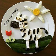 #Zebra lar çok yaramazmış.... #Mydaughter says Zebras are so naughty…