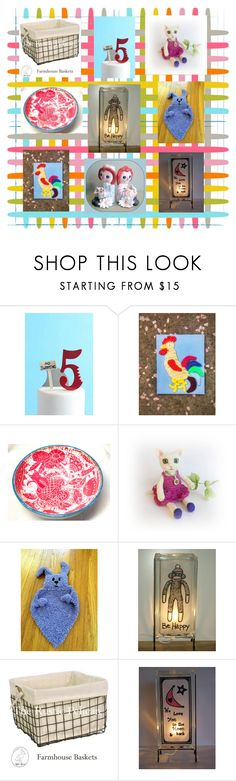 """""""Baby Shower Ideas"""" by glowblocks ❤ liked on Polyvore featuring interior, interiors, interior design, home, home decor and interior decorating"""
