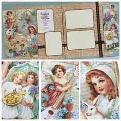 G45 Sweet Sentiments Best site for scrapbook layouts ever!   www.scrapbookstation.com