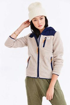Penfield Fleece Carson Jacket - Urban Outfitters
