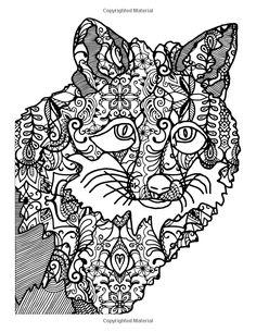amazoncom predators coloring book a stress management coloring book for adults 9781523418343 marti jos coloring books