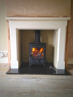 4 Dazzling Tricks: Log Burner Fireplace Green old fireplace design. Wood Burner Fireplace, Victorian Fireplace, Fireplace Mirror, Small Fireplace, Fireplace Hearth, Concrete Fireplace, Marble Fireplaces, Fireplace Remodel, Living Room With Fireplace