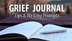 grief journaling