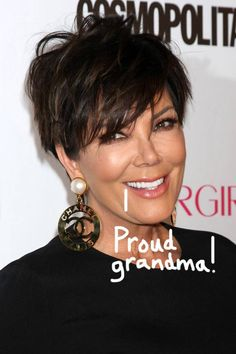 North West And Penelope Disick Give Grandma Kris Jenner The Best Birthday Gift EVER!